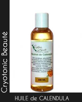 Huile de Calendula - macérat huileux